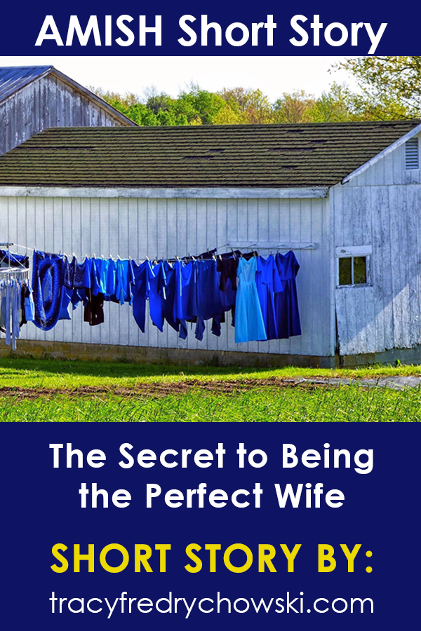Amish Short Story - Secret to Being a Perfect Wife