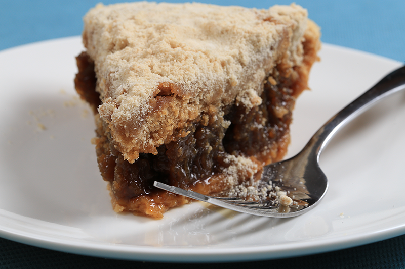 Amish Shoofly Pie