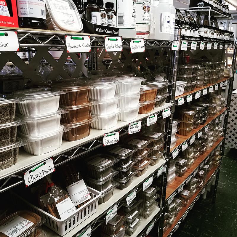 bulk food store