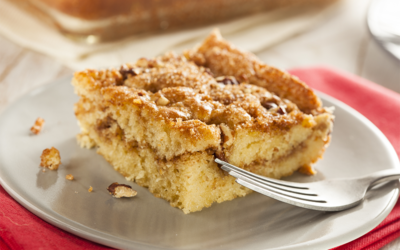 Teena's Buttermilk Coffee Cake – An Amish Recipe