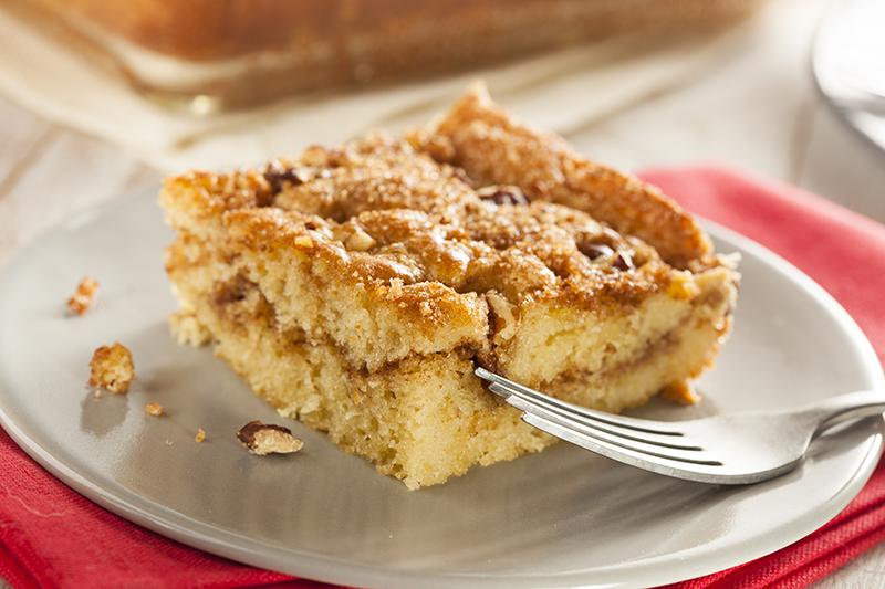 Teena's Buttermilk Coffee Cake – An Amish Recipe