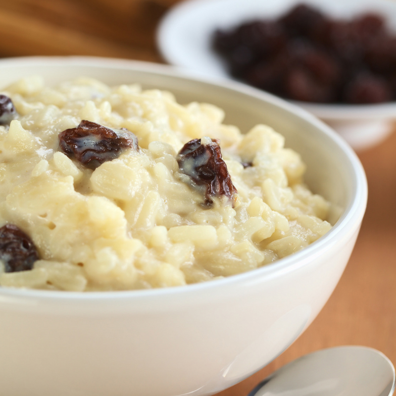 Mary's Old-Fashioned Amish Rice Pudding