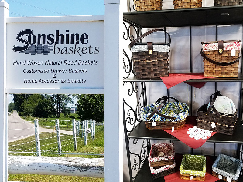 Handmade Amish Baskets – Millersburg, Indiana