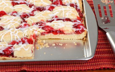 Rosie's Amish Cherry Pie Bars