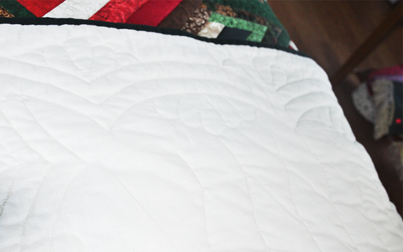 Amish Made Quilt – Queen Size, Starburst