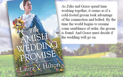 The Wedding Promise – Laura V. Hilton