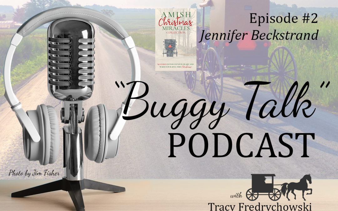 Episode #2 Jennifer Beckstrand