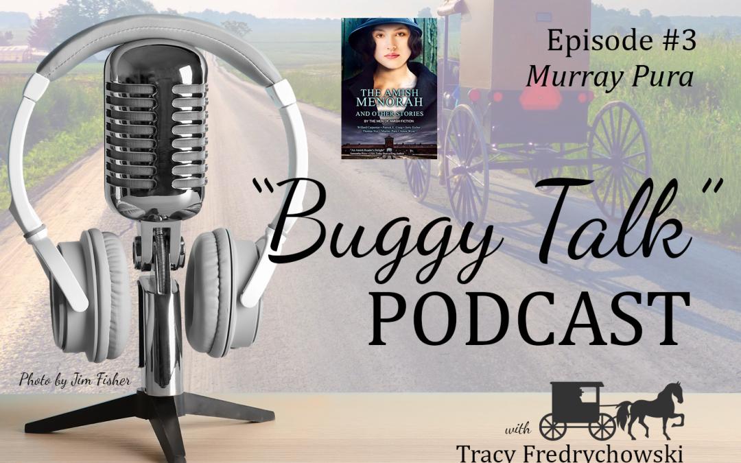 Episode #3 - Bugy Talk with Murray Pura