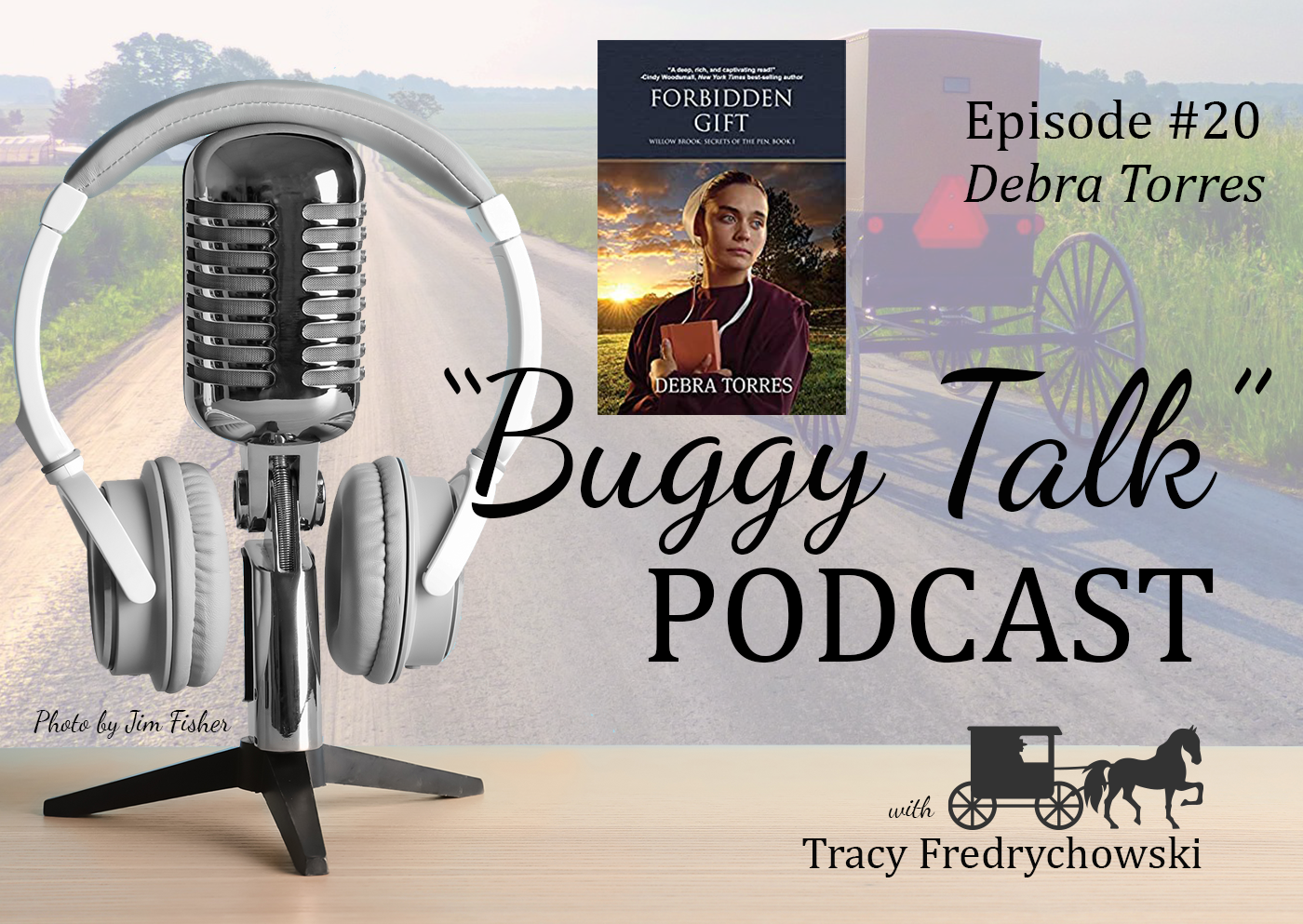 Episode 20 – Debra Torres – Forbidden Gift