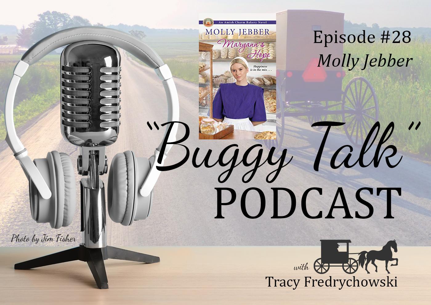 Episode 28 – Molly Jebber – Maryann's Hope
