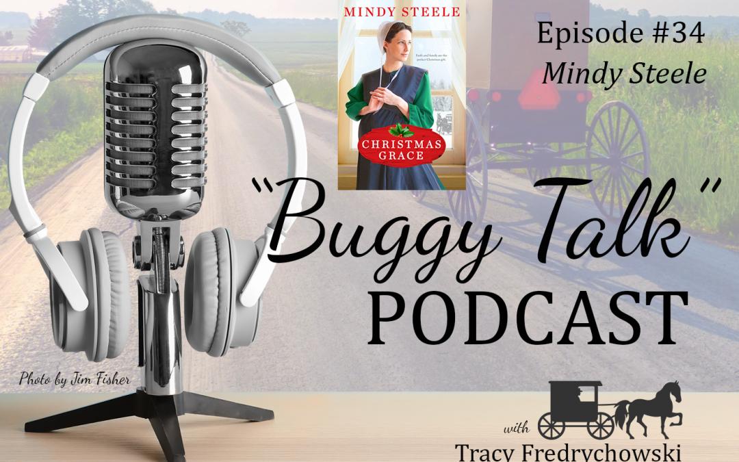 Episode 34 –MindySteele – Christmas Grace